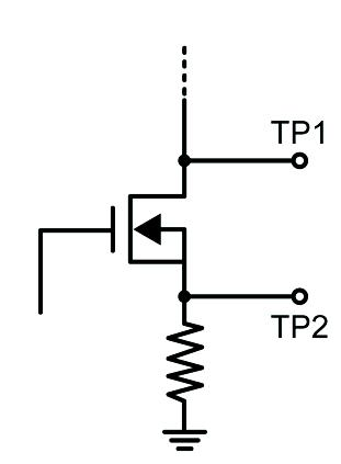示波器和电源测量所使用的探头