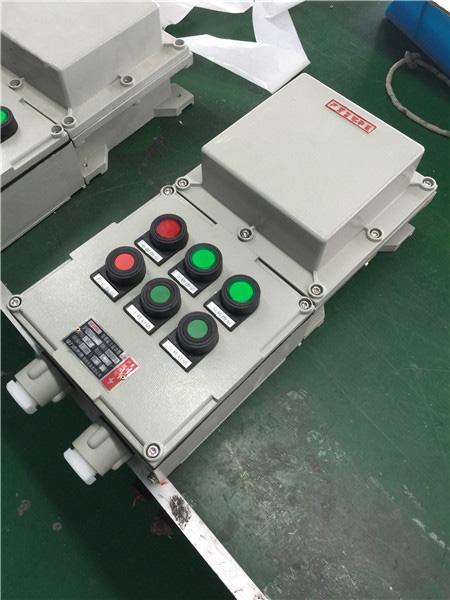 正反转防爆磁力启动器控制电机