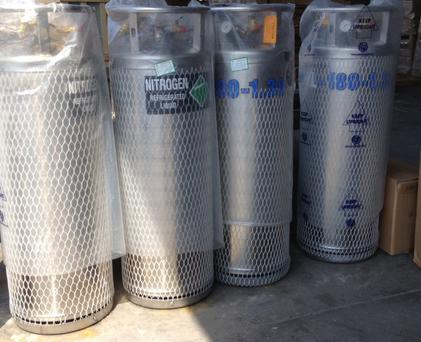 泰来华顿液氮罐DPL452-180-1.38
