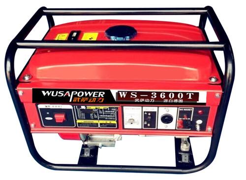 小型家用3kw汽油发电机参数