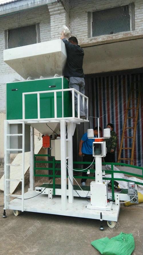 自动大米包装秤