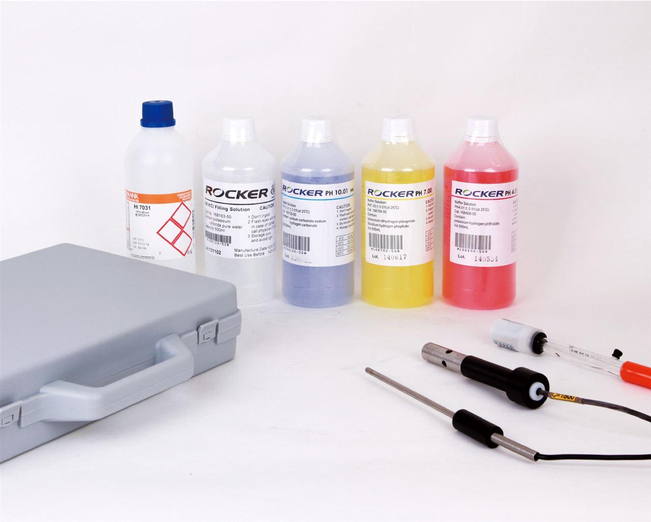 【洛科仪器】水质测试仪器配件