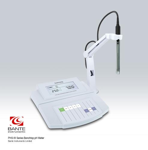 PHS-3BW-实验室pH计
