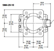 sm4 伺服阀与液压缸,位置传感器和相应的电路组合,便能够实现液压缸图片