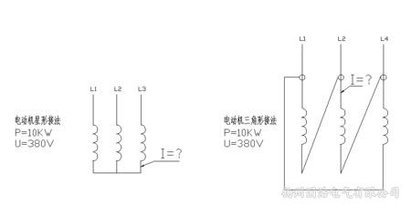 电动机接法