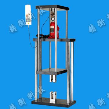 手动液压型拉压测试架图片