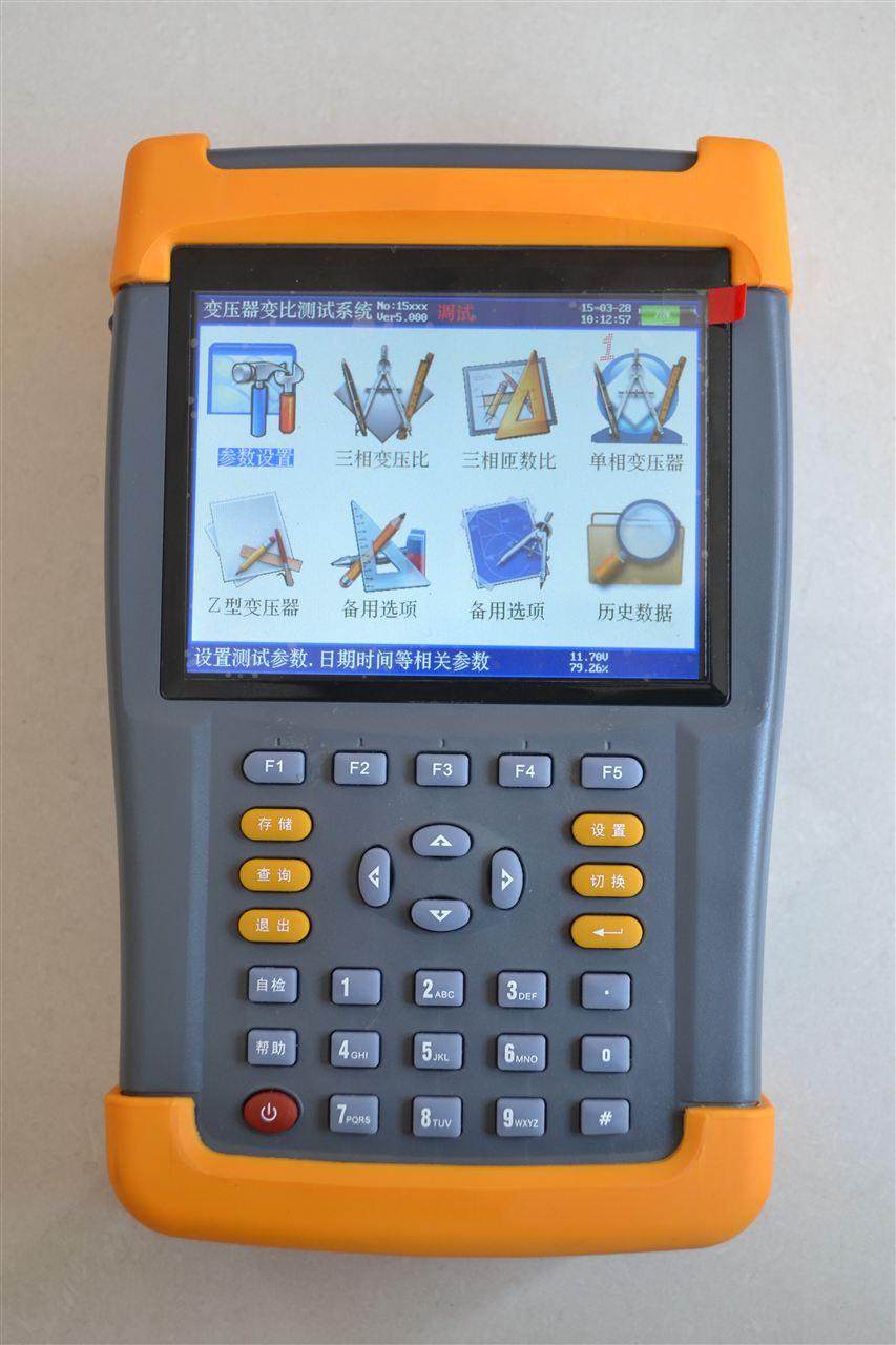 多功能变压器变比测试仪安全规范