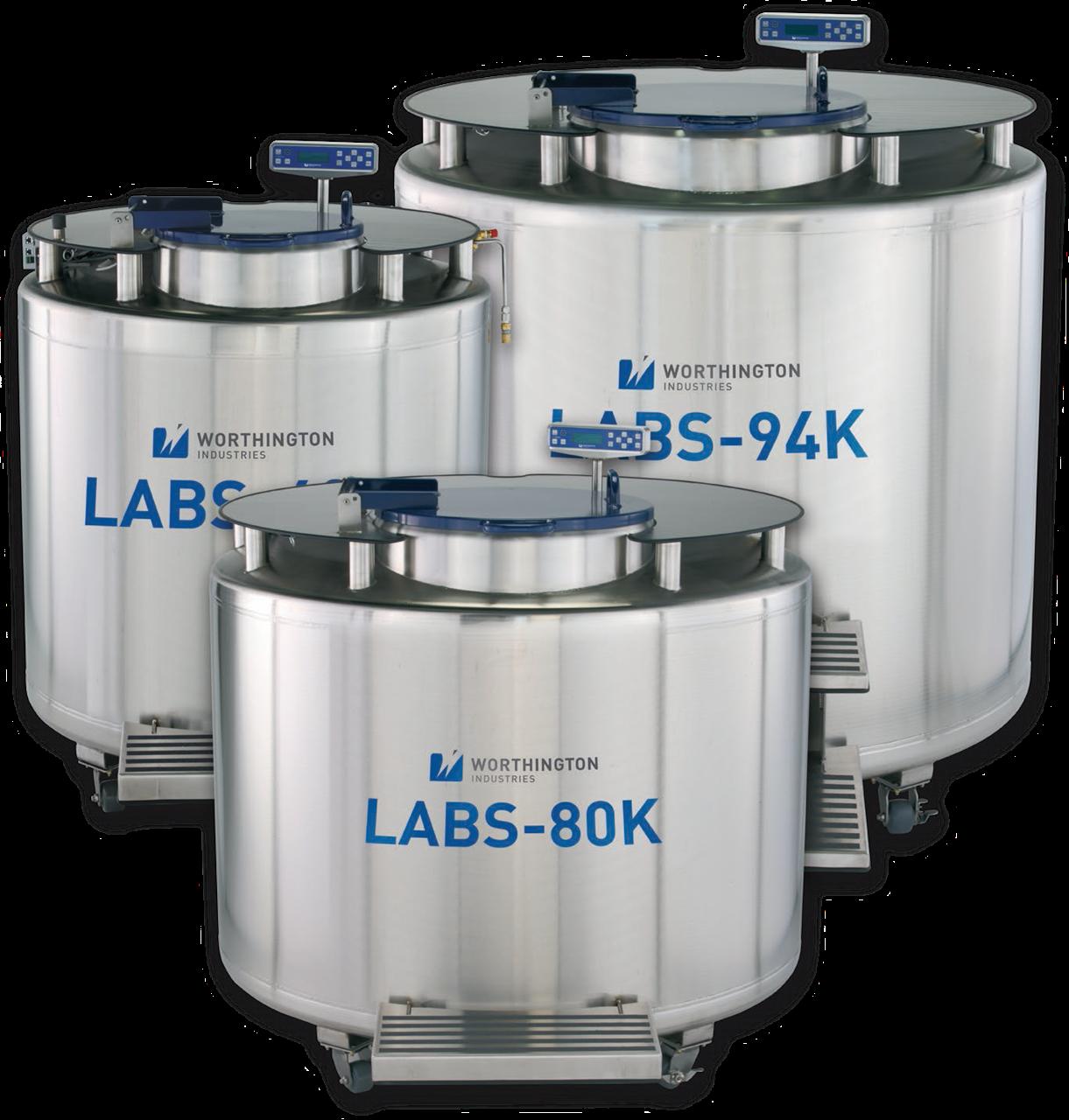 LABS气相液氮罐