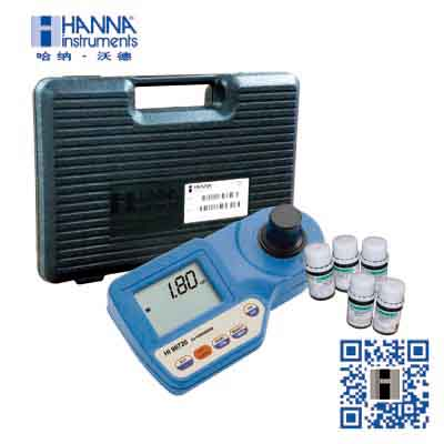 便携式氨氮比色计