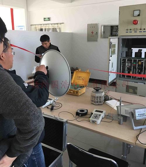 局部放电测试仪测试