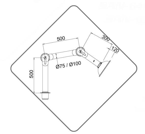 SAN-6408产品尺寸