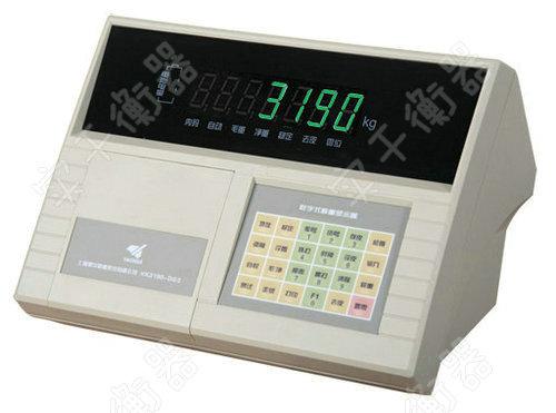 DS3地磅称重显示器