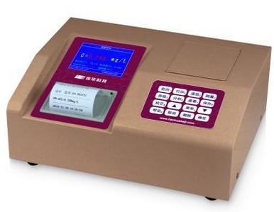 重金属锌测定仪
