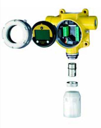 XCD固定式气体检测仪