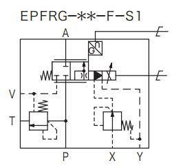 TOKYO_KEIKI 东京计器EPF(R)G比例电磁流量调节阀