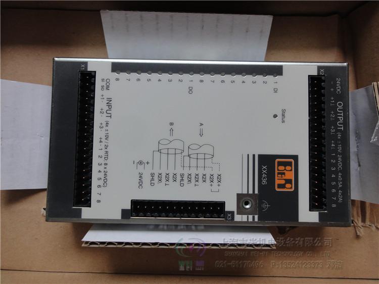 奥地利进口贝加莱编码器7CX436.50-1 贝加莱控制系统产品线包括2003系统、2005系统和X20系统。贝加莱控制系统的核心产品是可编程计算机控制器(Programmable Computer Controller,PCC),代表目前自动化领域控制技术,综合了PLC和工业PC两者的技术优势,如前者的高可靠性和定时时钟,后者的多任务运行、高速运算能力、良好的扩展性和开放的通信等。 2003系统的中央处理器的性能涵盖了一个很宽的范围。CPU的微调处理能力,记忆存储能力,集成了通信接口以及预留了为I/O旋
