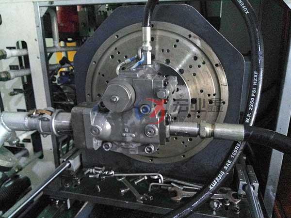 油泵 弯管机油泵维修图片