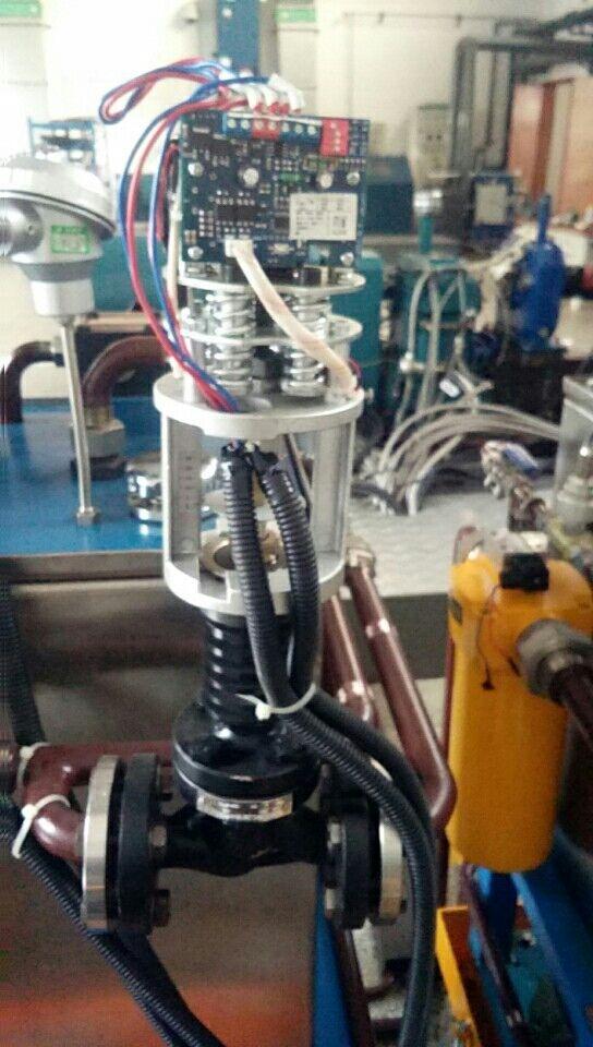 电动回转式调节阀