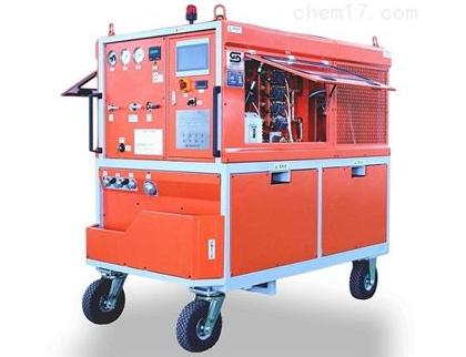高压无油系列SF6气体回收充气装置