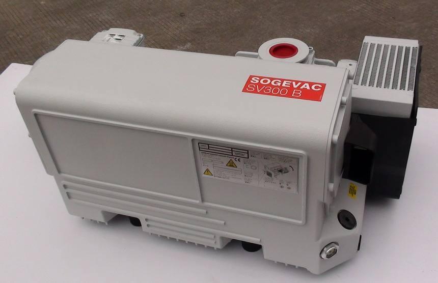 莱宝SV300B真空泵维修