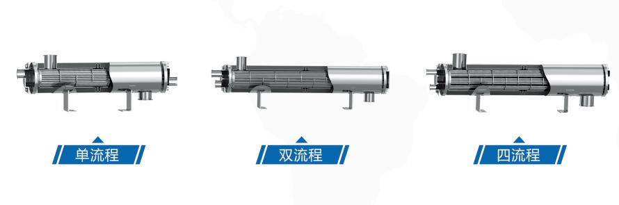 无菌级双管板换热器