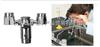 HY1200實驗室兩用洗眼器 樣式:嵌入式 ;出水量: 12升/分鐘