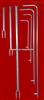 皂膜流量计、S型皮托管(靠背管),L型(标准型)皮托管,对接式皮托管