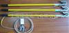 变电型平口螺旋式接地线