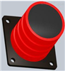 JHQ-GJHQ-G型聚氨酯缓冲器上海徐吉电气