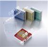 PC冷藏盒25格,4色/袋 塑料冷冻盒,冻存盒,低温冷冻保存盒 巴罗克