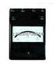 0.5級T51型電磁系交直流毫安/安培/伏特表