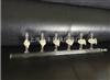 玻璃3节门单排气体分配器