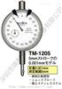 日本得乐TECLOCK防水千分表TM-1205 特价