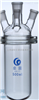 100ml-10L开口玻璃反应器烧瓶 三口筒形反应器烧瓶 反应瓶