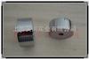 SR圆形中间打孔砝码,圆形中心开孔不锈钢砝码制造厂家