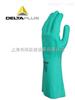 201802代尔塔 201802 工业耐油 耐磨手套 高性能防化丁腈耐用手套无硅胶