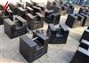 铸铁材料500千克锁状法码—500公斤锁形砝码