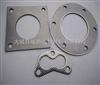 DN450加筋条型金属包覆垫片  方型金属包覆形状垫片 管法兰用金属包覆垫片