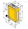原装TURCK超声波传感器具体检测范围