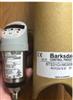 Barksdale巴士德E1S系列压力开关耐腐蚀