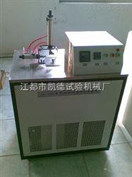 橡胶类检测设备---橡胶低温脆性试验机